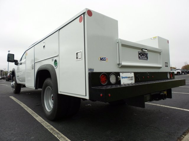 2020 GMC Sierra 3500 Crew Cab 4x4, Monroe MSS II Service Body #CL81641 - photo 7