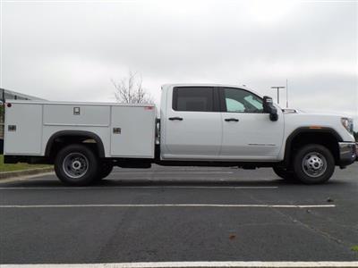 2020 GMC Sierra 3500 Crew Cab 4x4, Monroe MSS II Service Body #CL81641 - photo 30
