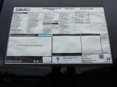 2020 GMC Sierra 3500 Crew Cab 4x4, Monroe MSS II Service Body #CL81641 - photo 40