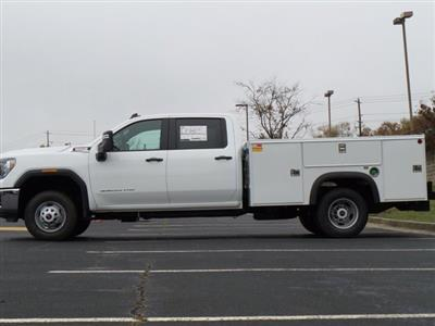 2020 GMC Sierra 3500 Crew Cab 4x4, Monroe MSS II Service Body #CL81641 - photo 6