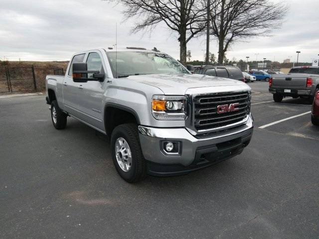 2016 Sierra 2500 Crew Cab 4x4, Pickup #GF303697 - photo 3