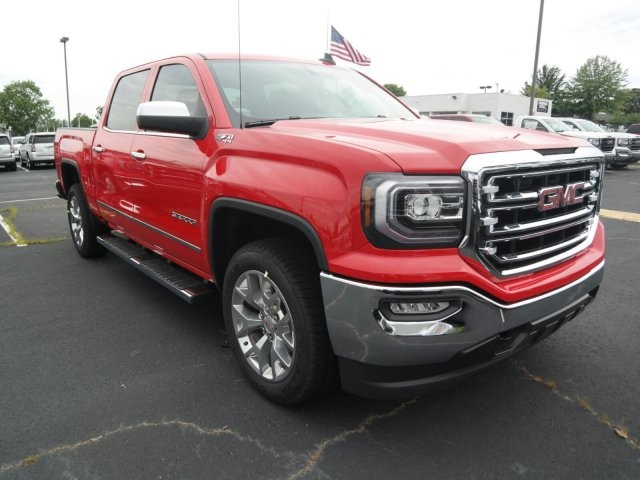 2016 Sierra 1500 Crew Cab 4x4, Pickup #GG369069 - photo 3