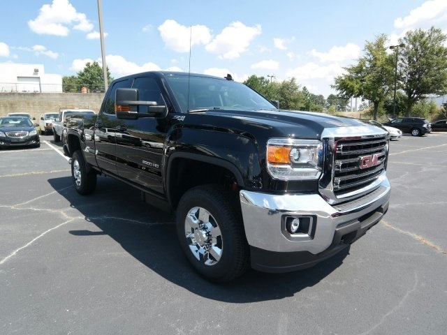 2016 Sierra 2500 Double Cab 4x4, Pickup #GZ405529 - photo 3