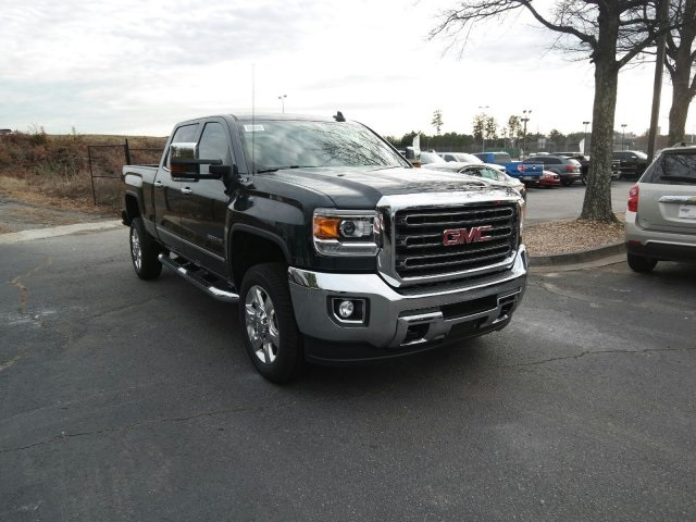 2017 Sierra 2500 Crew Cab 4x4, Pickup #HF116857 - photo 3