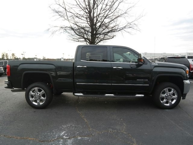 2017 Sierra 2500 Crew Cab 4x4, Pickup #HF116857 - photo 10