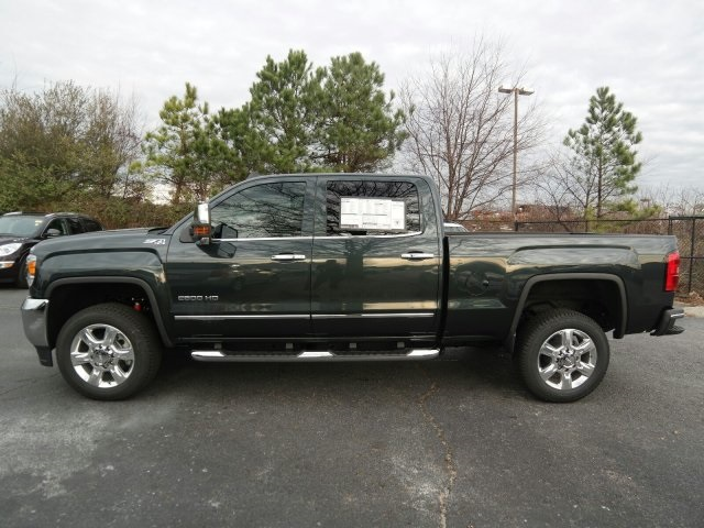2017 Sierra 2500 Crew Cab 4x4, Pickup #HF116857 - photo 7