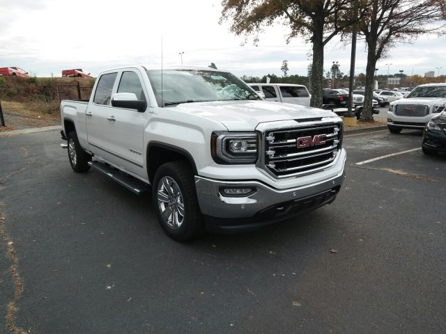 2017 Sierra 1500 Crew Cab 4x4, Pickup #HG209605 - photo 3