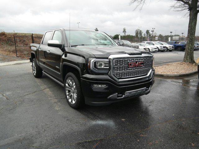 2017 Sierra 1500 Crew Cab 4x4, Pickup #HG238909 - photo 3