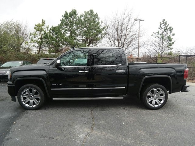 2017 Sierra 1500 Crew Cab 4x4, Pickup #HG238909 - photo 9