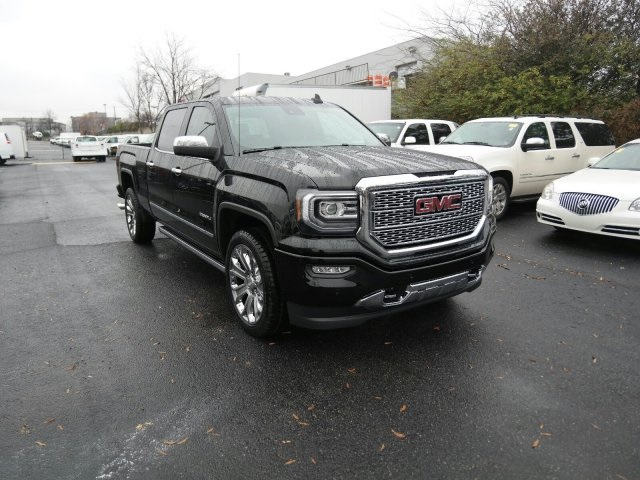 2017 Sierra 1500 Crew Cab 4x4, Pickup #HG266016 - photo 3