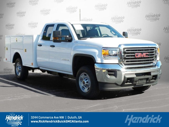 2019 Sierra 2500 Extended Cab 4x4, Cab Chassis #K1233607 - photo 1