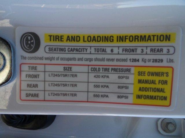 2019 Sierra 2500 Double Cab 4x4, Warner Select Pro Service Body #K1233607 - photo 40