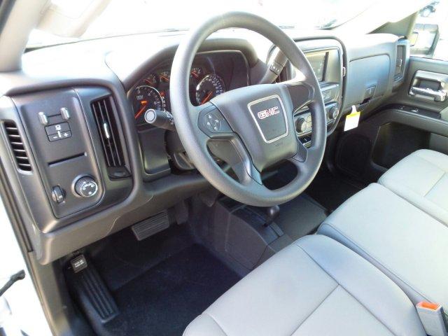 2019 Sierra 2500 Double Cab 4x4, Warner Select Pro Service Body #K1233607 - photo 8