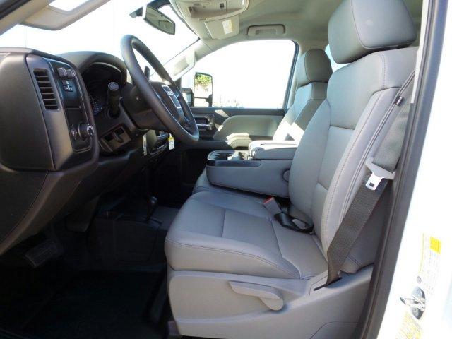 2019 Sierra 2500 Double Cab 4x4, Warner Select Pro Service Body #K1233607 - photo 10