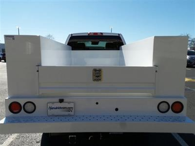 2019 Sierra 2500 Double Cab 4x4, Warner Select Pro Service Body #K1233607 - photo 28