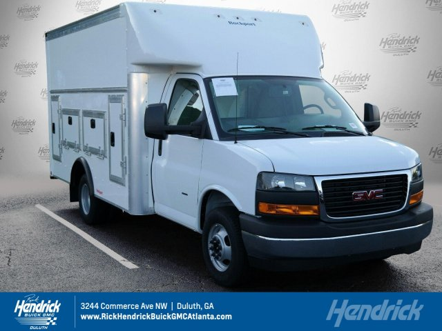 2019 Savana 3500 4x2,  Rockport Workport Service Utility Van #K1256482 - photo 1