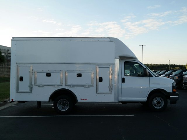 2019 Savana 3500 4x2,  Rockport Workport Service Utility Van #K1256482 - photo 32