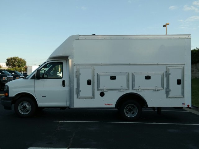 2019 Savana 3500 4x2,  Rockport Workport Service Utility Van #K1256482 - photo 6