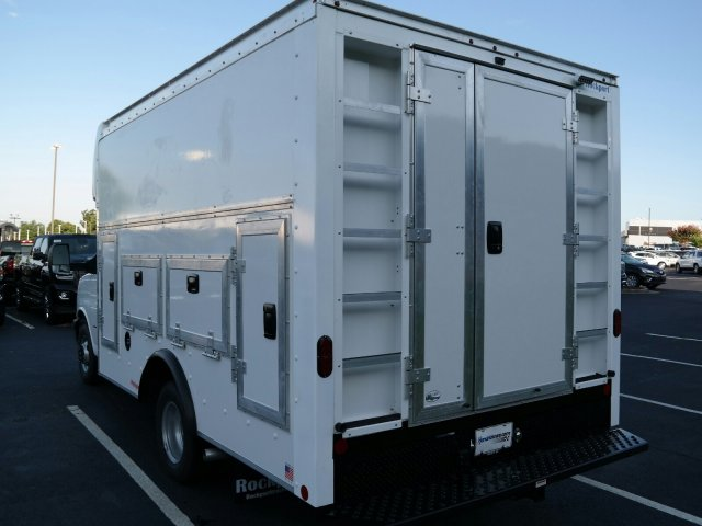 2019 Savana 3500 4x2,  Rockport Workport Service Utility Van #K1256482 - photo 7