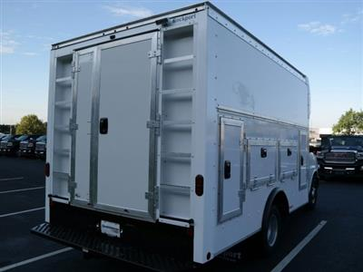 2019 Savana 3500 4x2,  Rockport Workport Service Utility Van #K1256482 - photo 2