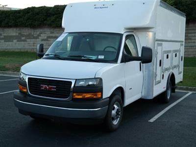 2019 Savana 3500 4x2,  Rockport Workport Service Utility Van #K1256482 - photo 5