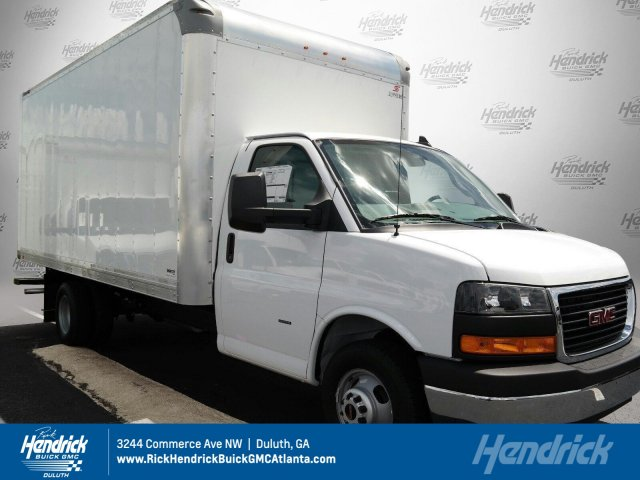 2019 Savana 3500 4x2,  Supreme Iner-City Cutaway Van #KN011767 - photo 1