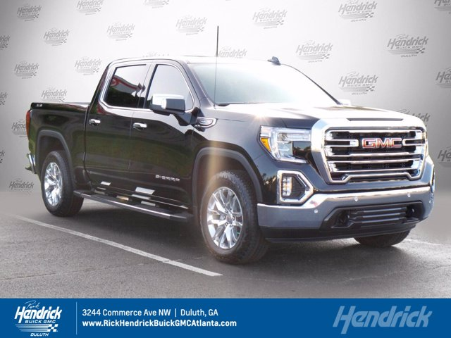 2020 GMC Sierra 1500 Crew Cab 4x4, Pickup #L09923 - photo 1