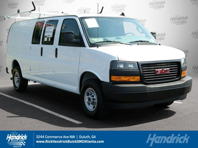 2020 GMC Savana 2500 4x2, Kargo Master Upfitted Cargo Van #L1121569 - photo 1