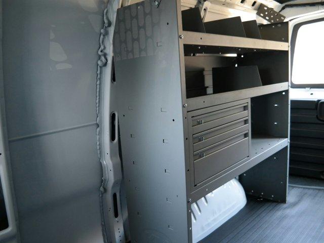 2020 Savana 2500 4x2,  Kargo Master Commercial Shelving Upfitted Cargo Van #L1121569 - photo 12