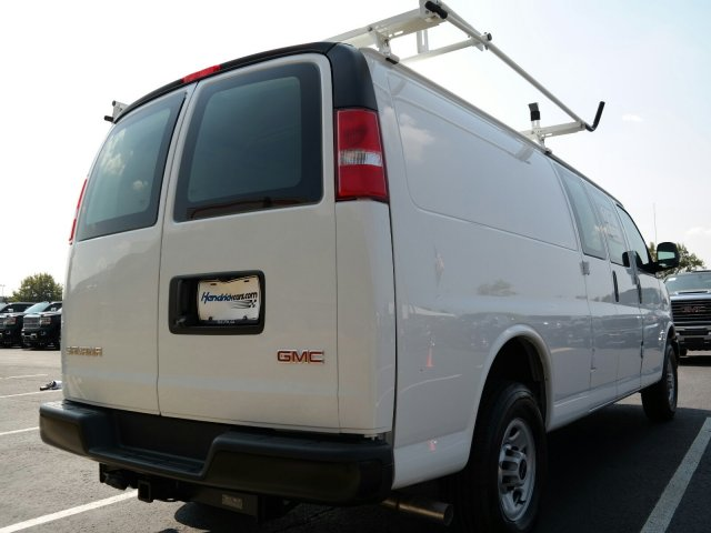 2020 Savana 2500 4x2,  Kargo Master Commercial Shelving Upfitted Cargo Van #L1121569 - photo 32