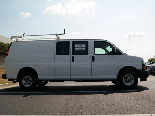 2020 Savana 2500 4x2,  Kargo Master Commercial Shelving Upfitted Cargo Van #L1121569 - photo 33