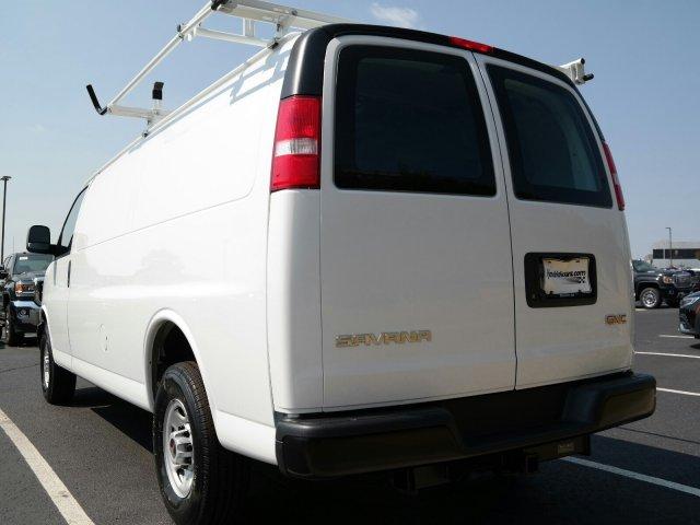 2020 Savana 2500 4x2,  Kargo Master Commercial Shelving Upfitted Cargo Van #L1121569 - photo 7