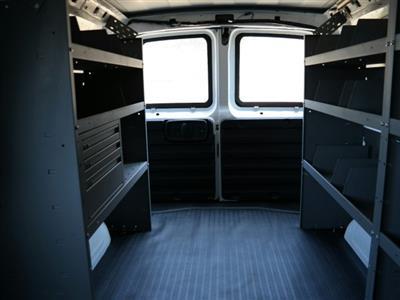 2020 Savana 2500 4x2,  Kargo Master Commercial Shelving Upfitted Cargo Van #L1121569 - photo 10