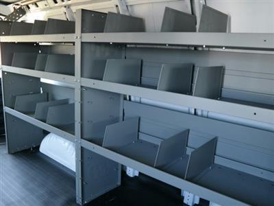 2020 Savana 2500 4x2,  Kargo Master Commercial Shelving Upfitted Cargo Van #L1121569 - photo 13