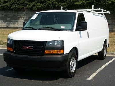 2020 Savana 2500 4x2,  Kargo Master Commercial Shelving Upfitted Cargo Van #L1121569 - photo 5