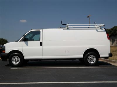 2020 Savana 2500 4x2,  Kargo Master Commercial Shelving Upfitted Cargo Van #L1121569 - photo 6