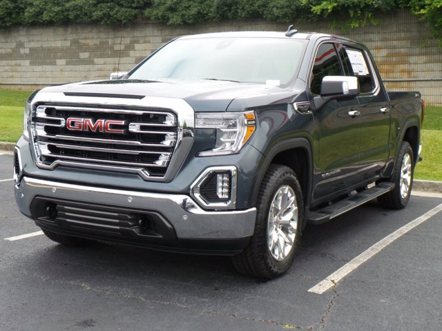 2020 GMC Sierra 1500 Crew Cab 4x4, Pickup #L13465 - photo 4