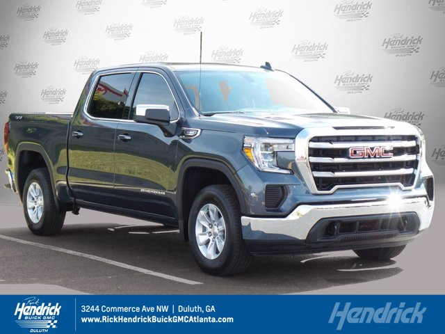 2020 GMC Sierra 1500 Crew Cab 4x4, Pickup #L46776 - photo 1