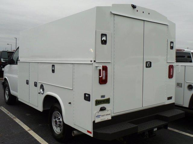 2020 GMC Savana 3500 RWD, Knapheide KUV Service Utility Van #L61330 - photo 8