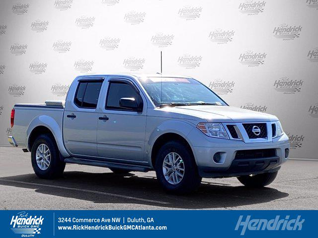 2015 Nissan Frontier 4x2, Pickup #L62547A - photo 1