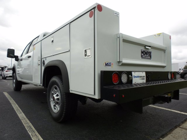 2020 GMC Sierra 2500 Crew Cab 4x4, Cab Chassis #L96177 - photo 6