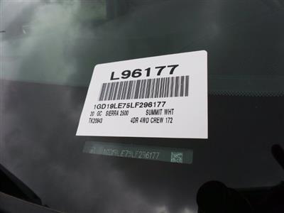 2020 GMC Sierra 2500 Crew Cab 4x4, Cab Chassis #L96177 - photo 38