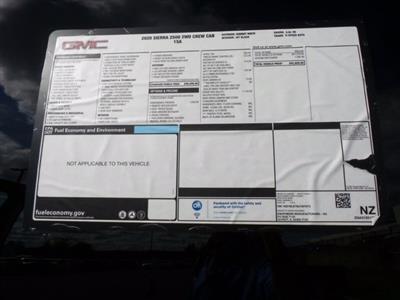 2020 GMC Sierra 2500 Crew Cab RWD, Knapheide Steel Service Body #L97973 - photo 46