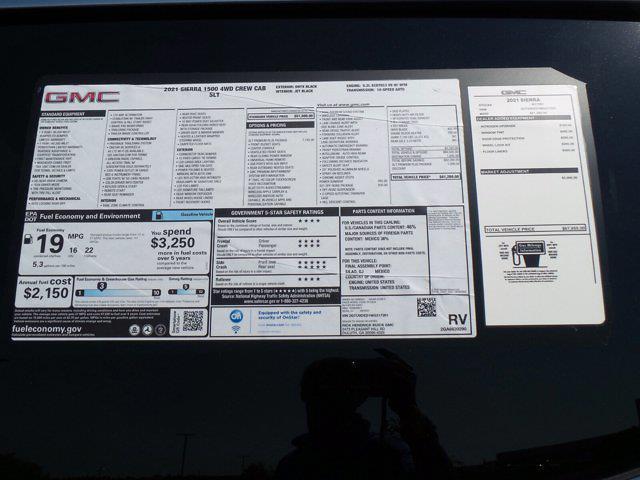 2021 GMC Sierra 1500 Crew Cab 4x4, Pickup #M17281 - photo 59