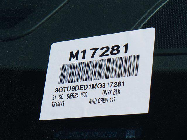 2021 GMC Sierra 1500 Crew Cab 4x4, Pickup #M17281 - photo 60