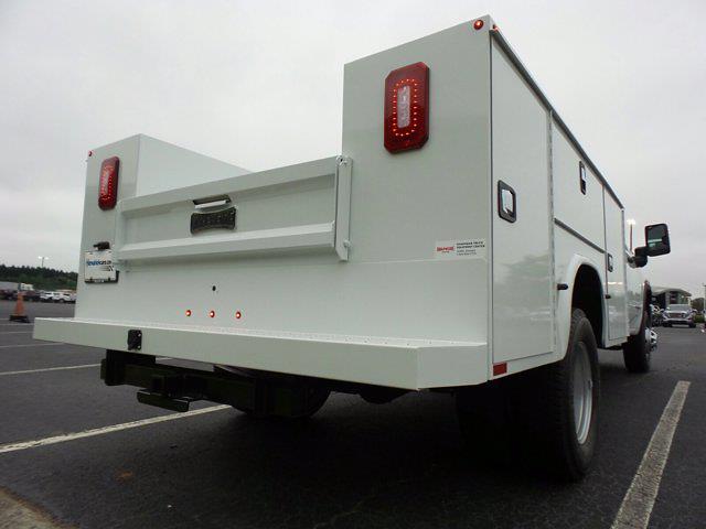 2021 GMC Sierra 3500 Crew Cab 4x2, Knapheide Service Body #M22571 - photo 1