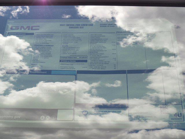 2021 GMC Sierra 3500 Crew Cab 4x2, Knapheide PGNB Gooseneck Platform Body #M22657 - photo 39