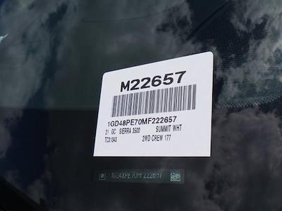 2021 GMC Sierra 3500 Crew Cab 4x2, Knapheide PGNB Gooseneck Platform Body #M22657 - photo 40