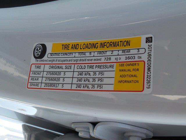 2021 GMC Sierra 1500 Crew Cab 4x4, Pickup #M22679 - photo 57
