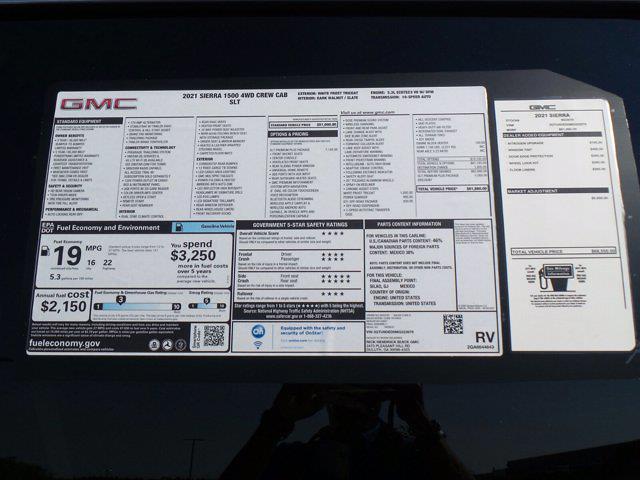 2021 GMC Sierra 1500 Crew Cab 4x4, Pickup #M22679 - photo 59